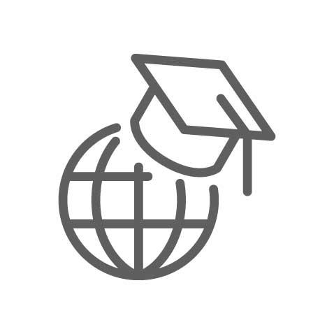 200名以上のアジア10か国の多国籍講師